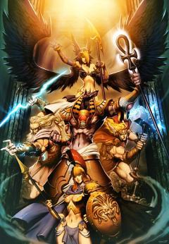 Myth: Pantheons