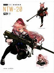 NTW-20 (Girls Frontline)