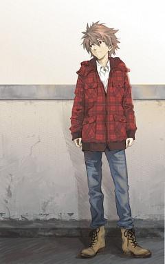 Nagisa Kaworu