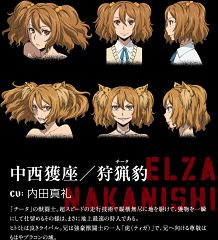 Nakanishi Elza
