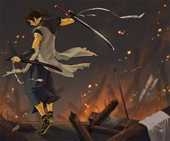 Nanashi (Sword of the Stranger)
