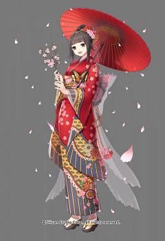 Nazuna (Gyakushuu No Fantasica)
