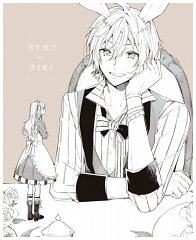 Nello (Shiro to Kuro no Alice)