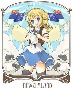 New Zealand (Female)