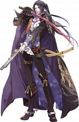 Oda Nobunaga (Sengoku Night Blood)