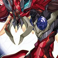 Odd eyes raging dragon yu gi oh arc v zerochan anime image board - Drago furioso occhi diversi ...