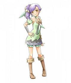 Odette (Rune Factory Oceans)