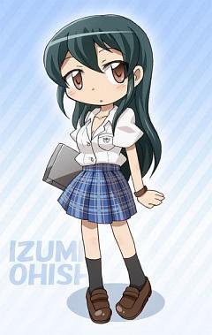 Ooishi Izumi