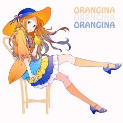Orangina-tan