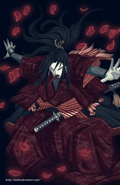 Orochimaru naruto page 3 of 5 zerochan anime image board for Cuarto kazekage vs orochimaru