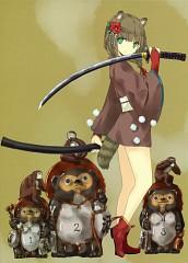 Girl Demon Zakuro