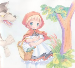 POP Wonderland: Little Red Riding Hood