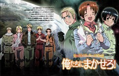 Hetalia Axis Powers: Paint It, White!