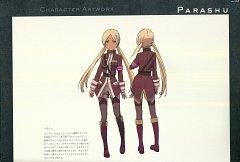 Parashu (Phantom of the Kill)