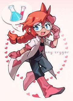 Penny (Warioware)