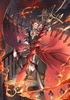 Percival (Granblue Fantasy)