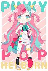 Pinky Pop Hepburn