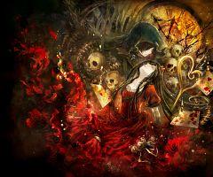 Pixiv Alice in Under World