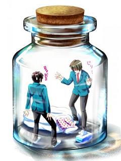 Pixiv Bottle