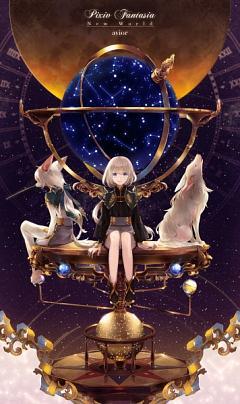 Pixiv Fantasia: New World
