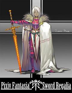 Pixiv Fantasia: Sword Regalia