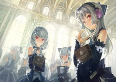 Pixiv Fantasia: Wizard and Knight