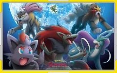 Pokémon the Movie: Zoroark: Master of Illusions