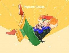 Popcorn Cookie (Cinephile)
