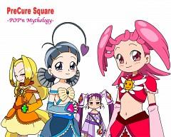 Pretty Cure Square