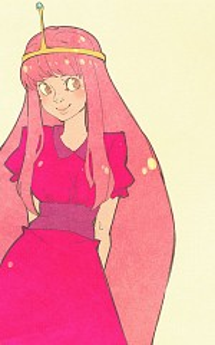 Princess Bonnibel Bubblegum