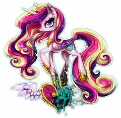 Princess Mi Amore Cadance