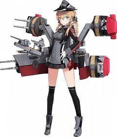 Prinz Eugen (Kantai Collection)