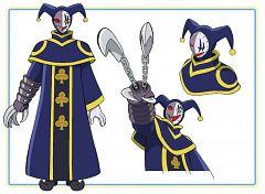 Professor Clover (Kaitou Joker)