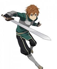 Protagonist (Sword Art Online: Integral Factor)