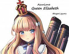 Queen Elizabeth (Bilan Hangxian)