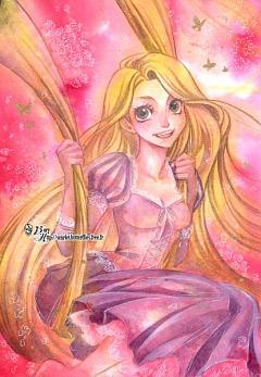 Rapunzel (Tangled)