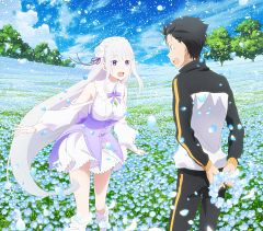 Re:Zero Kara Hajimeru Isekai Seikatsu: Memory Snow