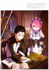 Re:zero − Starting Life In Another World