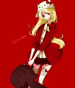 Rio (Hello Kitty to Issho!)