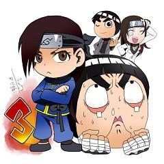 Rock Lee no Seishun Full-Power Ninden
