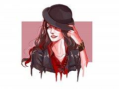 Ruby Lucas/Red Riding Hood