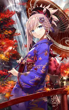 Saber (Miyamoto Musashi)