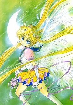 Sailor Moon Vol Infinity Art Works