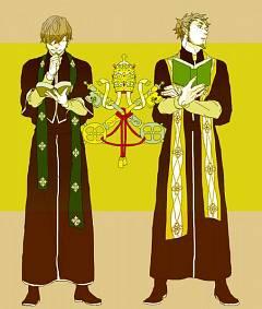 Saint Young Men