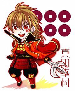 Sanada Yukimura (Sen☆Para)