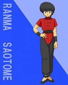 Saotome Ranma