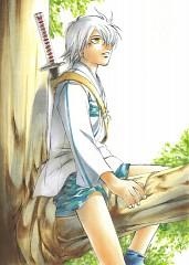 Sarutobi Sasuke (Samurai Deeper Kyo)