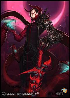 Satan (Qurare : Magic Library)