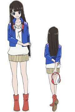 Sayuri (Flip Flappers)