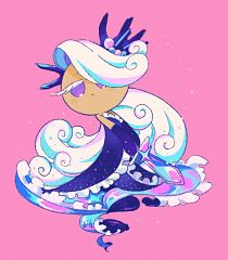 Sea Fairy Cookie